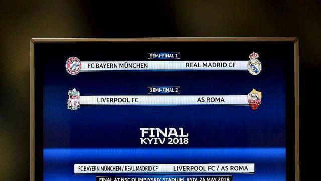 Demi finales de la ligue des champions demandez le - Tirage demi finale coupe de la ligue ...